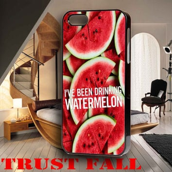 Beyonce I've Been Drinking Watermelon for iPhone 4, iPhone 4s, iPhone 5 /5s/5c, Samsung Galaxy S3, Samsung Galaxy S4 Case