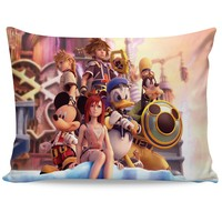 Kingdom Hearts Pillow Case