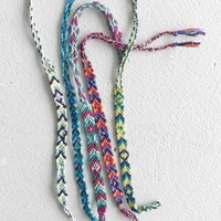 Vintage Friendship Bracelet - Multi Assorted