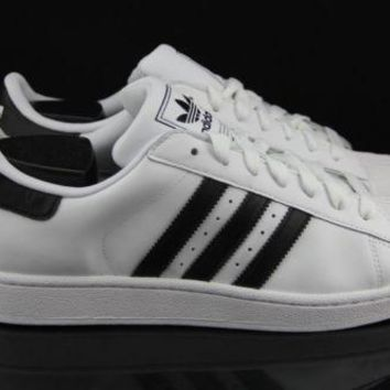 Adidas Originals superstar II 2 white/black Mens Trainers