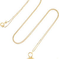 Aurélie Bidermann Fine Jewelry - Bell 18-karat gold necklace