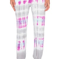 Callen Pant in Orchid Bamboo Wash