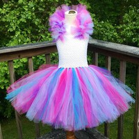 Special Unicorn Baby Girls Dresses with Tulle Straps Baby Tutu Dress Unicorn Tutu Costume Dance Recital Outfits Birthday Outfit