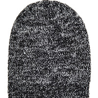 FOREVER 21 Two-Tone Slouchy Beanie