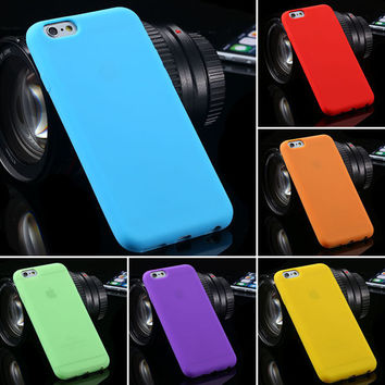 """High Quality Silicone Case For Iphone 6 4.7"""""""