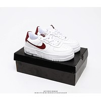 Nike Air Force 1 Pixel  Fashion Men Women's Casual Running Sport Shoes Sneakers Slipper Sandals High Heels Shoes