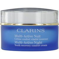 Clarins by Clarins Multi-Active Night Youth Recovery Comfort Cream ( Normal to Dry Skin ) --50ml/1.7oz