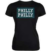 Philly Philly Juniors Soft T Shirt