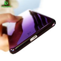 Blu-Ray Gradient Case For iPhone 6 6s 7 Plus Samsung Galaxy S8 S8 Plus S7 S6 Edge