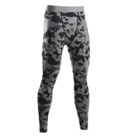 2018 Men Compress Legging Yoga Pant GYM Exercise Fitness Workout Train Exercise Sport Running Tights Clothing Bodybuilding MA48