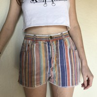 flowing circus shorts