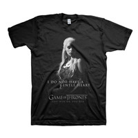 Khaleesi Mother Of Dragons Game Of Thrones Unisex T-Shirt