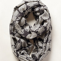 Coquelicot Infinity Scarf