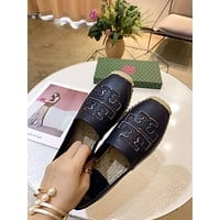 Tory burch Fashion Men Women's Casual Running Sport Shoes Sneakers Slipper Sandals High Heels Shoes