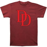 Daredevil Men's  Logo Slim Fit T-shirt Vintage