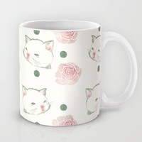Cat's Waltz 고양이 왈츠 Mug by Young Ju | Society6