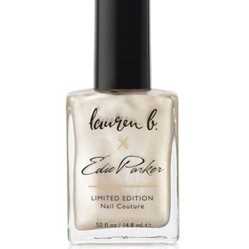 Edie Parker 'The Great White Way' Nail Polish