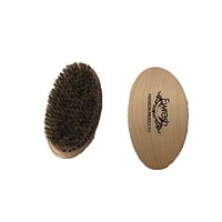 Wave Brush Professional Quality, 100% Natural Bristle | Personal care