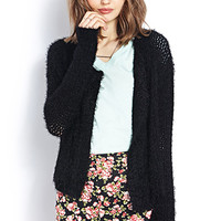 Must-Have Fuzzy Cardigan