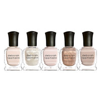 Deborah Lippmann 'Dancing in the Nude' Mini Nail Lacquer Set ($60 Value) | Nordstrom