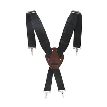 95014 - 2 Inch Wide Padded Work Suspenders with Metal Snaps | Style n Craft