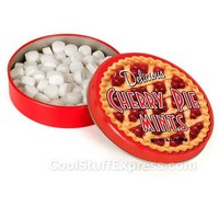 Cherry Pie Flavored Mints