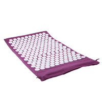 Purple Cushion Massage Bed