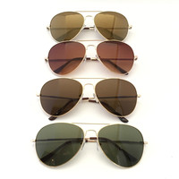 Shadester Aviator Sunglasses