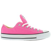 Converse All-Star Chuck Taylor Lo - Pink Canvas Low-Top Sneaker