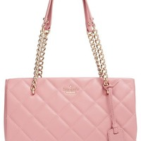 kate spade new york 'emerson place - small phoebe' quilted leather shoulder bag