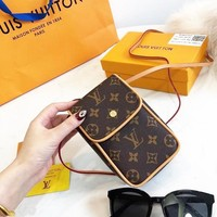 LV new versatile mobile phone bag holder