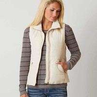 Daytrip Puffer Vest - Women's Vests in Off White | Buckle