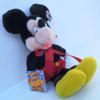 Applause Mickey Mouse Disney Plush Toy Doll
