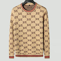 GG Double G Letter Pullover Sweater Women's Sweaters