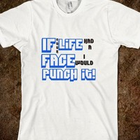Life Face Punch