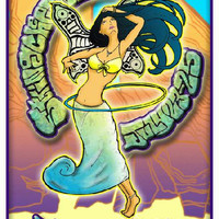 String Cheese Incident Poster, 2010