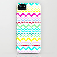 SUMMER ZIGZAG *** CALIFORNIA DREAMING ***  iPhone & iPod Case for iphone 5 + 4S + 4 + 3G + 3 GS + ipod + ipad + SAMSUNG GALAXY phone ***