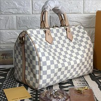 Louis Vuitton LV Classic Tote Bag Pillow Bag Fashion Ladies One Shoulder Messenger Bag