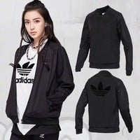 adidas originals clrdo track jacket black