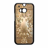 Jayz Kanye West Album Cover Watch The Throne HTC One M8 Case