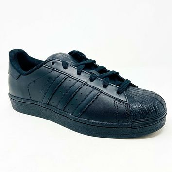 Adidas Originals Superstar Foundation Junior Black B25724 Sneakers Junior Size 6