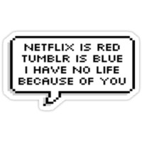 Netflix is Red ...
