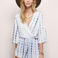 Kissed By The Sun Romper