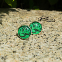 Earth Kingdom Earrings from Avatar the Last Airbender