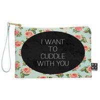 Allyson Johnson Cuddle With You Pouch