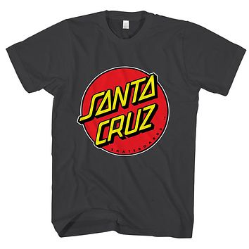 SANTA CRUZ CLASSIC DOT Men's T-Shirt