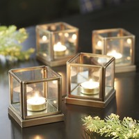 Le Marais Tea Light Holders - Set of 4