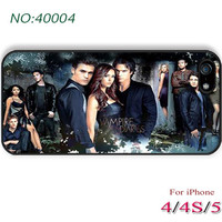 Paul Wesley and Ian Somerhalder, iPhone 5 Case, iPhone 5S/5C Case, iPhone 4/4S Case, Phone Cases, Phone covers, Skins, Case for iPhone-40004