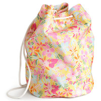H&M Patterned Fabric Bag $12.95