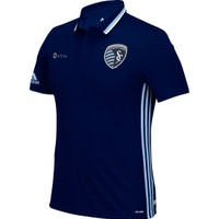 adidas Men's Sporting KC Authentic Polo | DICK'S Sporting Goods